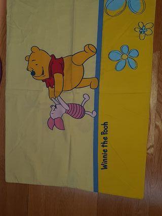 ropa cama Winnie Pooh bebé