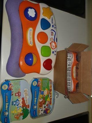 juego educativo para niños desde 12 meses