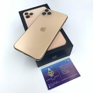IPHONE 11 PRO 64GB ORO ORIGINAL FACTURA GARANTÍA