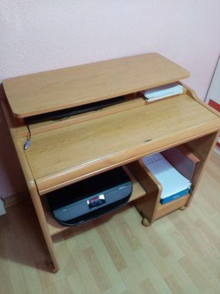 mesa, ordenador