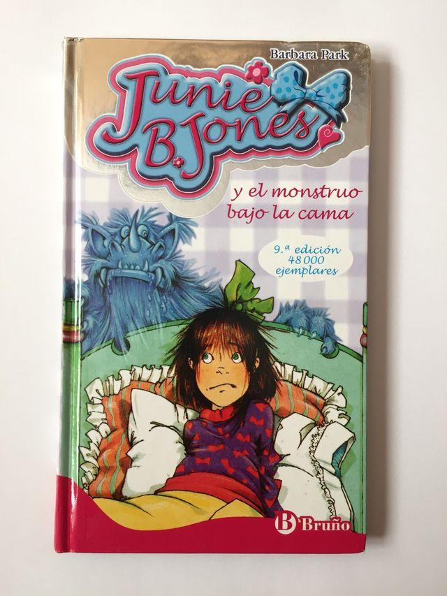Libro Junie B. Jones