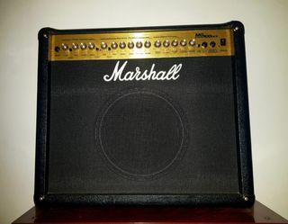 Amplificador Marshall Mg-100Dfx