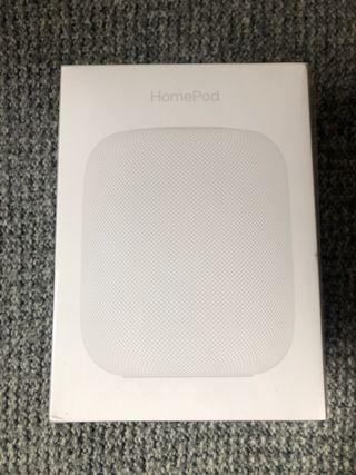 Altavoz inteligente Apple HomePod(PRECINTADO)