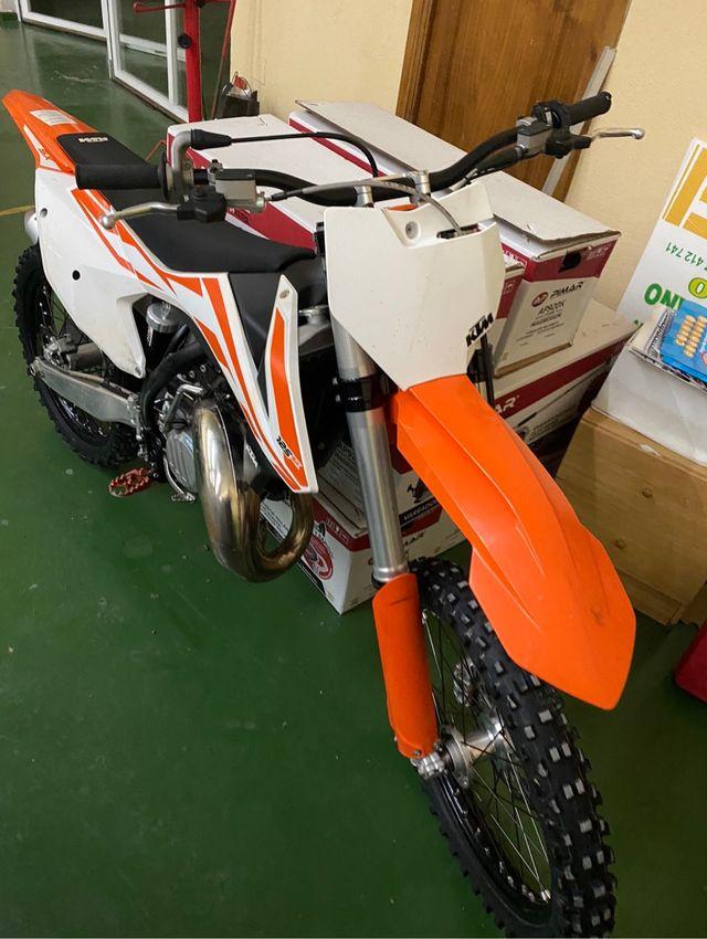 Ktm 125cc sx
