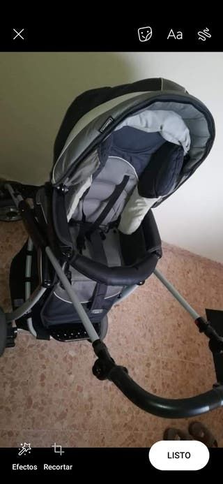 carrito bebé car