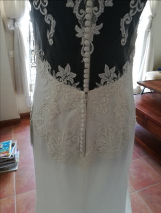 Vestido de novia Vallter de Luna novias
