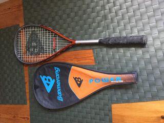 Raqueta Boomerang modelo Power revolution