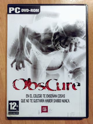 Obscure: Learn about fear (PC)