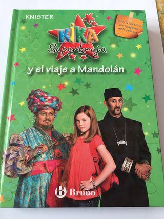 Libro Kika Súper
