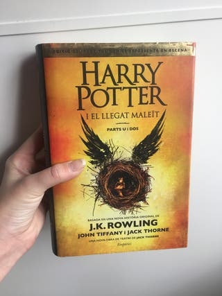 Harry Potter último libro 20€