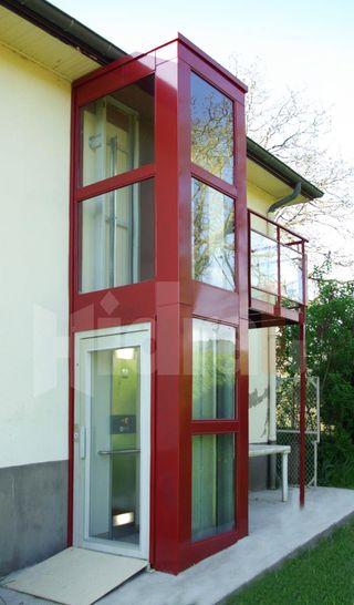 Elevador vertical