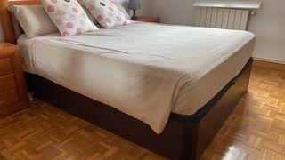 Canapé y colchón flex 150cm