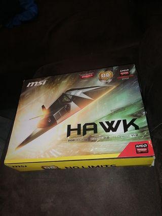 Tarjeta grafica R9 270x Hawk averiada!!!LEER!