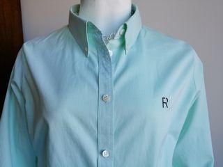 Camisa verde Roberto Verino nueva
