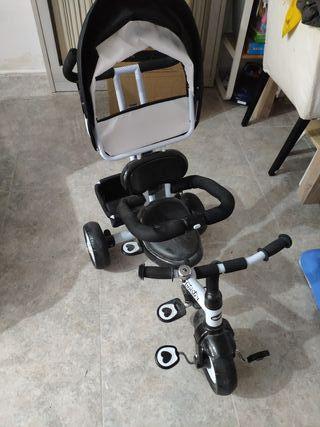 Triciclo Twister Chopolino