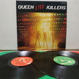Queen - Live Killers 2xLP 1979 GER Gatefold