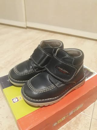 botas pablosky talla 24 como nuevos