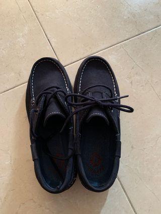 Calzado Náuticos marca Garvalín