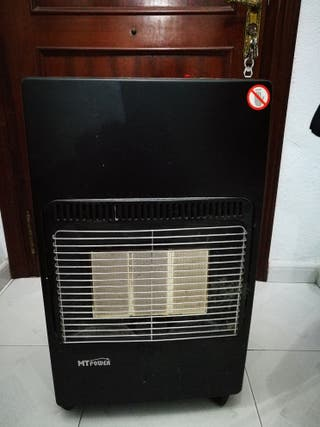 estufa de gas Mtpower modelo 01542