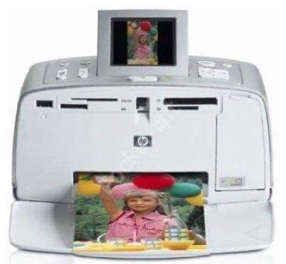 Impresora mini portátil HP Photosmart 385