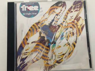 CD Free. The Best Of All Right Now.