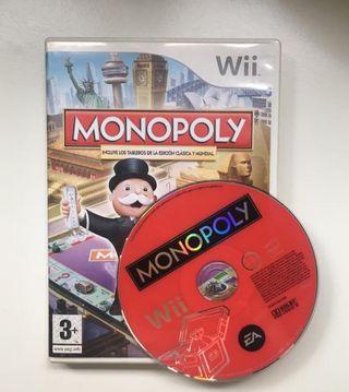 Monopoly wii ,wii u