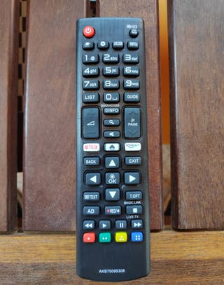 MANDO PARA TELEVISORES LG SMART TV