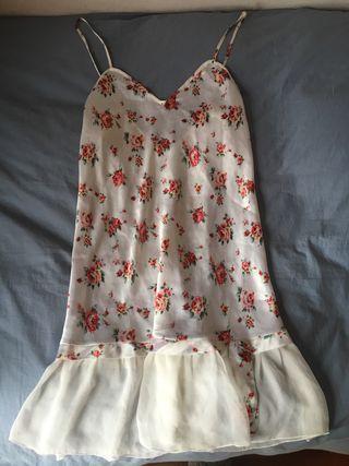 Camisola floreada