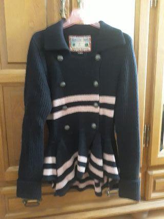 chaqueta holy preppy nueva xs