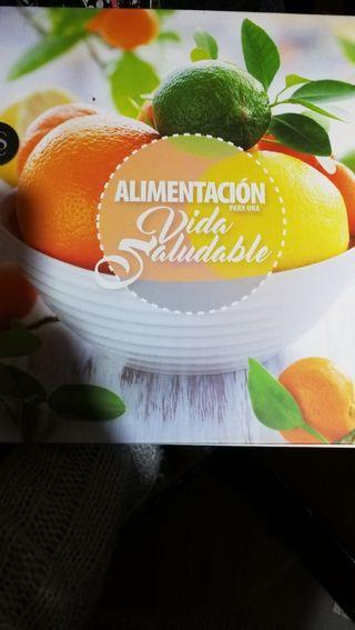 libro nuevo alimentacion saludable