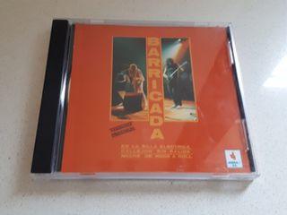 CD Barricada Vol I