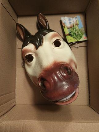 Máscara de caballo - carnaval