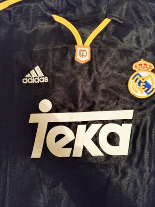 Camiseta Real Madrid 99/00
