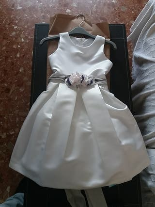 Vestido ceremonia niña. ÚLTIMO PRECIO Y DIAS
