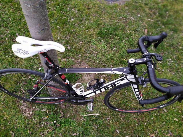 Bicicleta Carretera Cube Agree Gtc Carbono