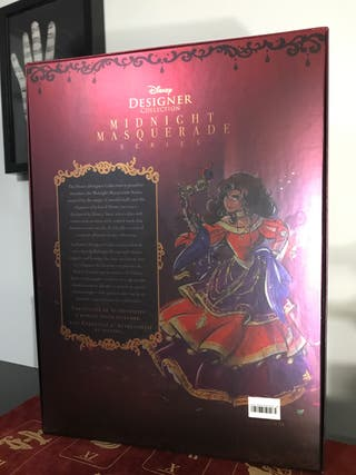 Muñeca Esmeralda edición limitada masquerade