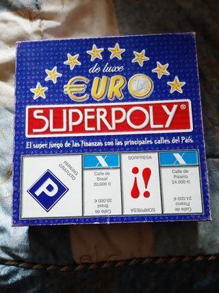 Monopoly Euro