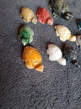 tortugas de piedra