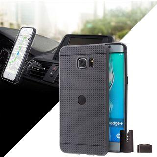 Funda con soporte magnético Samsung Galaxy S6