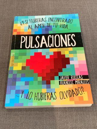 """Libro """"Pulsaciones"""""""