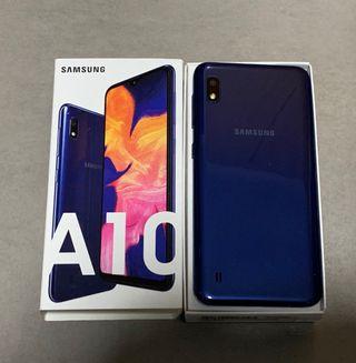 Samsung Galaxy A10 azul
