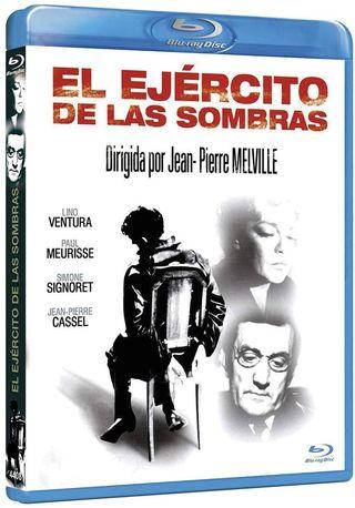 El ejército de las sombras (Blu Ray)