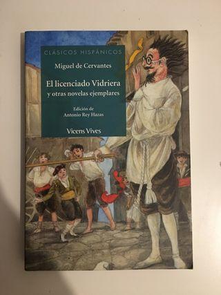 El licenciado Vidriera y otras novelas ejemplares