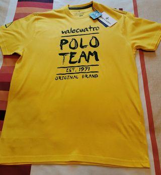 Camiseta Hombre Valecuatro nueva con etiquetas