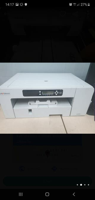 impresora Sublimacion A3
