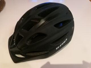 Casco ciclismo BTT talla L