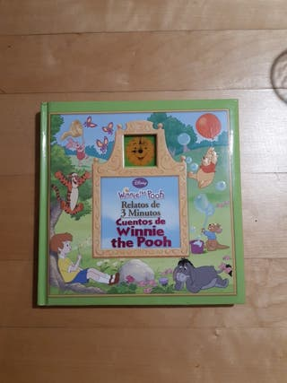 libro infantil Cuentos de Winnie the Pooh