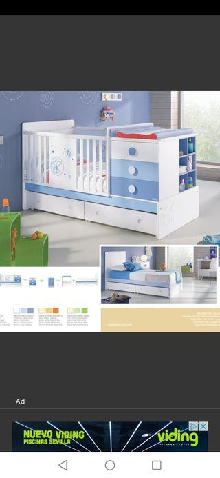 Dormitorio bebe/infantil