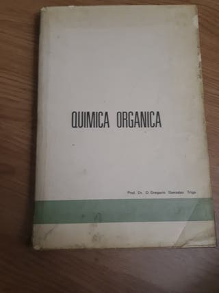Libro Química orgánica facultad de farmacia