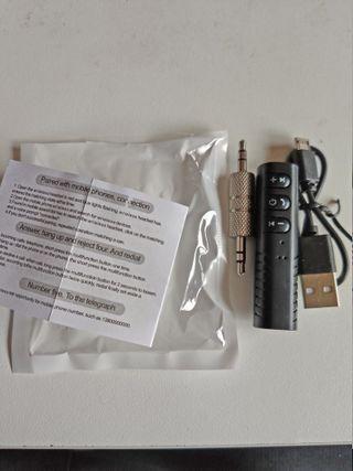 Receptor portatil de audio bluetooth